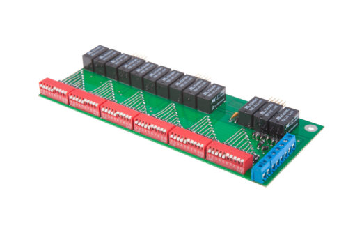 MU V160-30 presets board