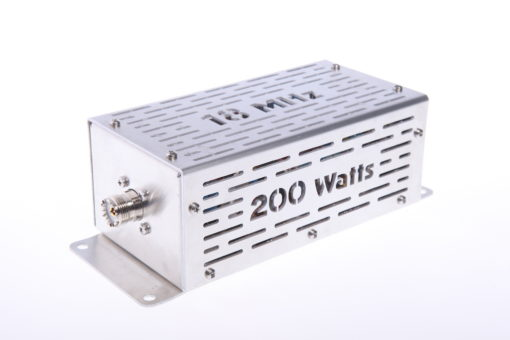 PerfoBox Band Pass Filter 200 watt 18 MHz