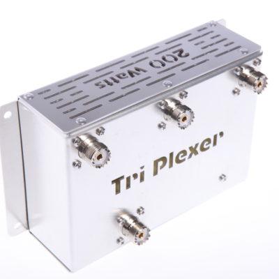 PerfoBox TriPlexer 14-21-28, 200 Watt
