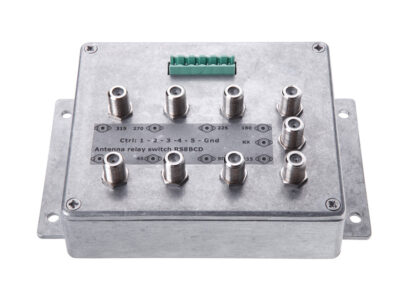 RX antenna switch for eight antennas.