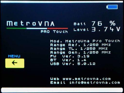 MetroVna 250