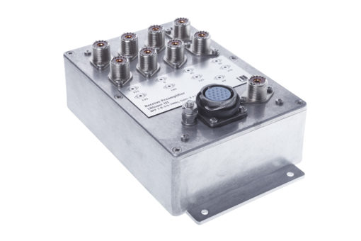 LBSuper III 8 way RX Ant Switch, BPF & Preamp