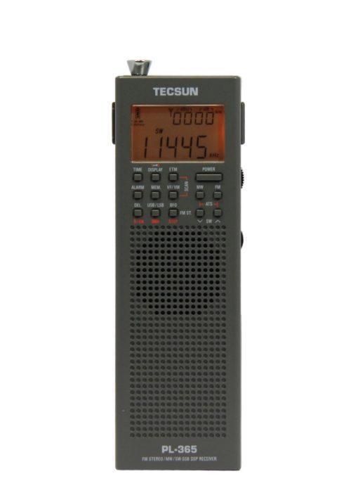 Tecsun PL-365 front view