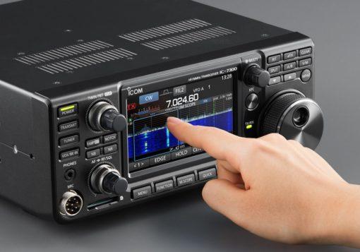 IC-7300 Touchscreen