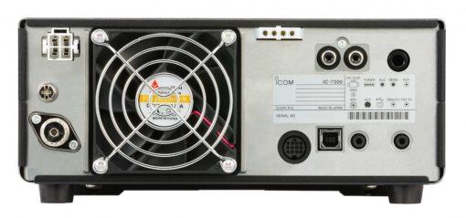 IC-7300 Back
