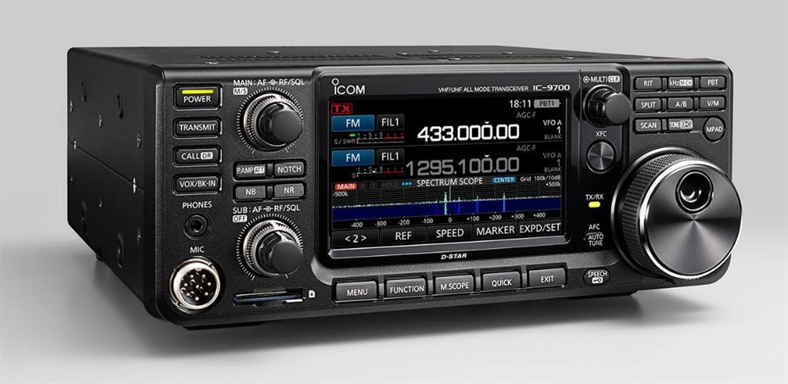 Картинки по запросу IC-9700 VHF/UHF/23CM