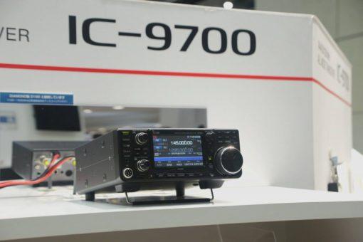 IC-9700 VHF/UHF