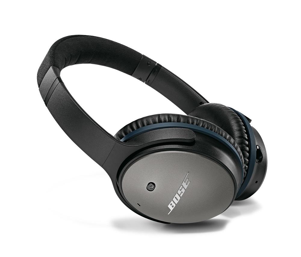 Bose QC25 Acoustic Noise Cancelling® headphones