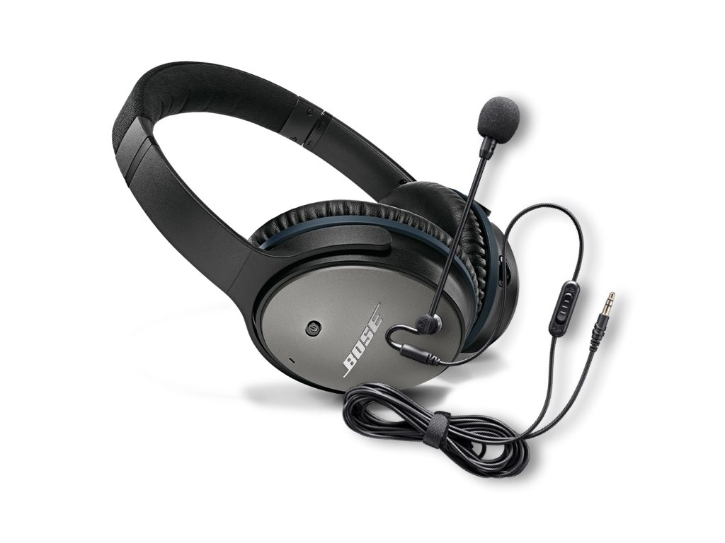 7172a065041 ModMic 4.0 + Bose QC25 Headphones (bundle) - PileupDX.com