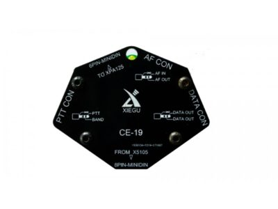 Xiegu CE-19 Expansion Port