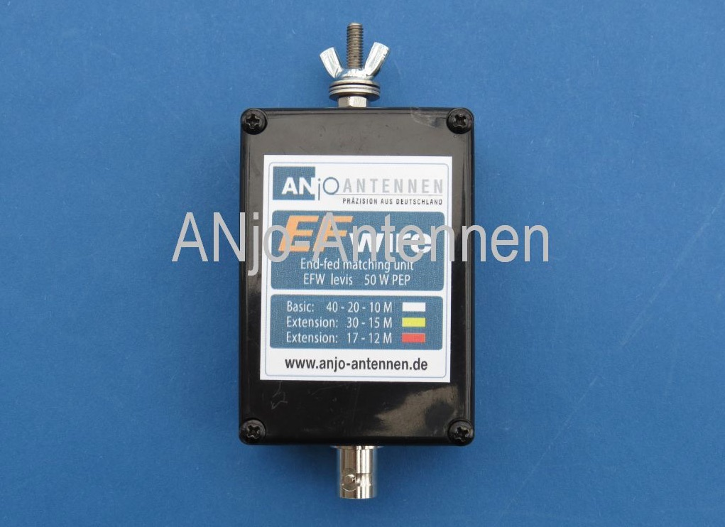 ANjo EFW40-10P Ultra Light 3-Band Wire Antenna - PileupDX.com