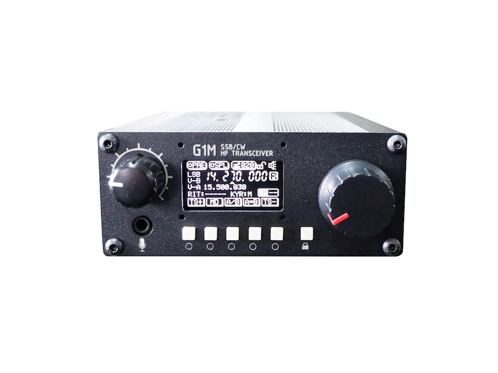 Xiegu G1M QRP 4-Band HF Transceiver