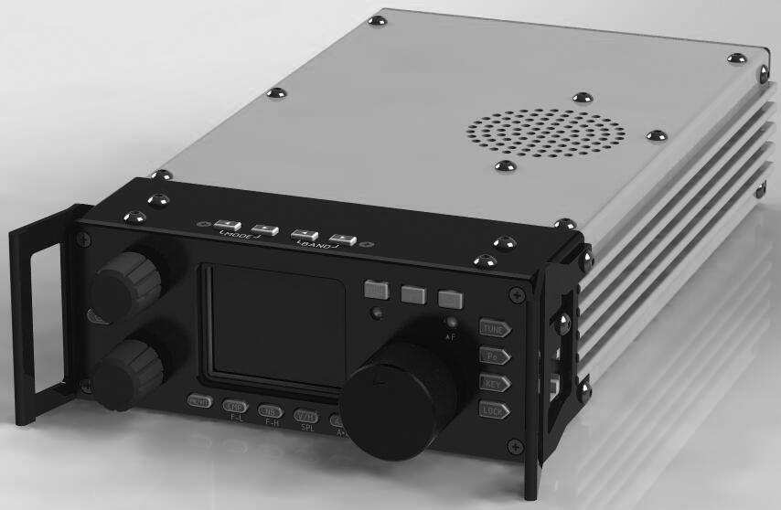 Xiegu G90 HF 20W SDR Transceiver
